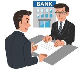 融資付け支援(住宅ローン申し込み)