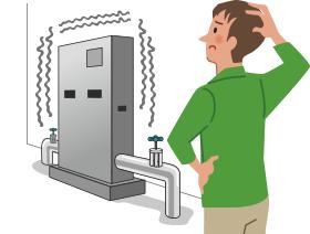 水道管のトラブル